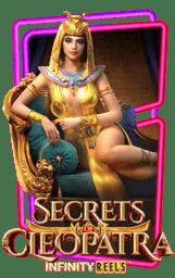 PG Slot ทดลองเล่น Secret of Cleopatra